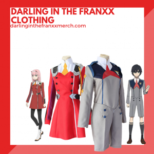 Darling in the Franxx Clothing