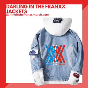 Darling in the Franxx Jackets