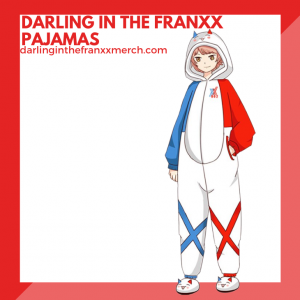 Darling in the Franxx Pajamas