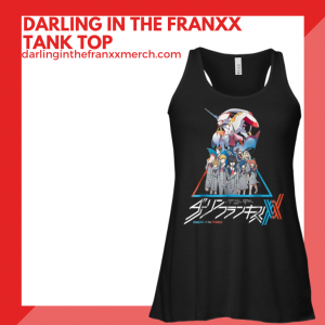 Darling in the Franxx Tank Top