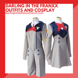 Darling in the Franxx Outfits and Cosplay