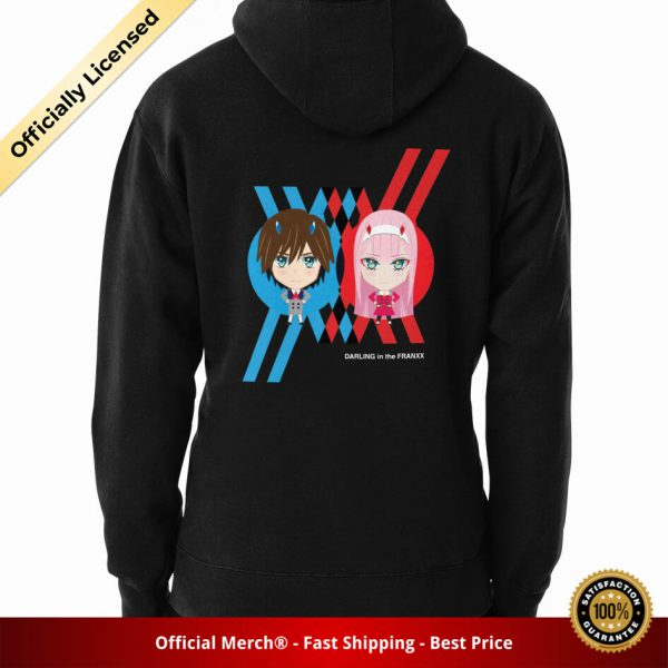 ssrcomhoodiemens10101001c5ca27c6backsquare productx1000 bgffffff.1 17 - DARLING in the FRANXX Merch