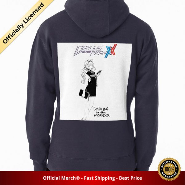 ssrcomhoodiemens322e3f696a94a5d4backsquare productx1000 bgffffff.1 23 - DARLING in the FRANXX Merch