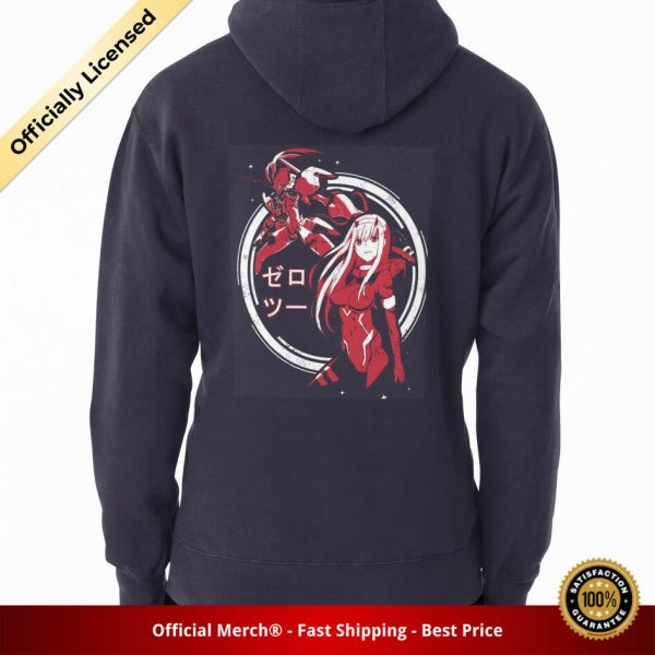 ssrcomhoodiemens322e3f696a94a5d4backsquare productx1000 bgffffff.1u2 - DARLING in the FRANXX Merch