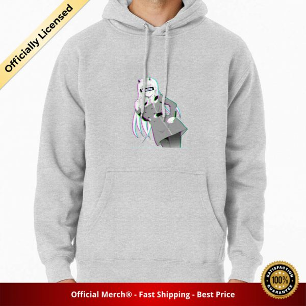 ssrcomhoodiemensheather greyfrontsquare productx1000 bgffffff.1u2 7 - DARLING in the FRANXX Merch