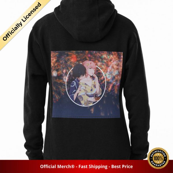 ssrcomhoodiewomens10101001c5ca27c6backsquare productx1000 bgffffff.1 10 - DARLING in the FRANXX Merch