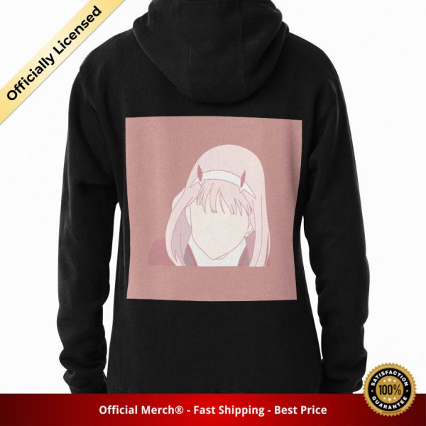ssrcomhoodiewomens10101001c5ca27c6backsquare productx1000 bgffffff.1 107 - DARLING in the FRANXX Merch