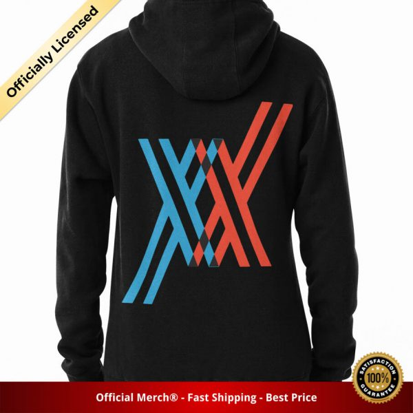 ssrcomhoodiewomens10101001c5ca27c6backsquare productx1000 bgffffff.1 110 - DARLING in the FRANXX Merch