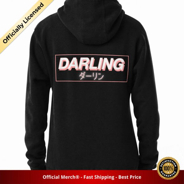 ssrcomhoodiewomens10101001c5ca27c6backsquare productx1000 bgffffff.1 112 - DARLING in the FRANXX Merch