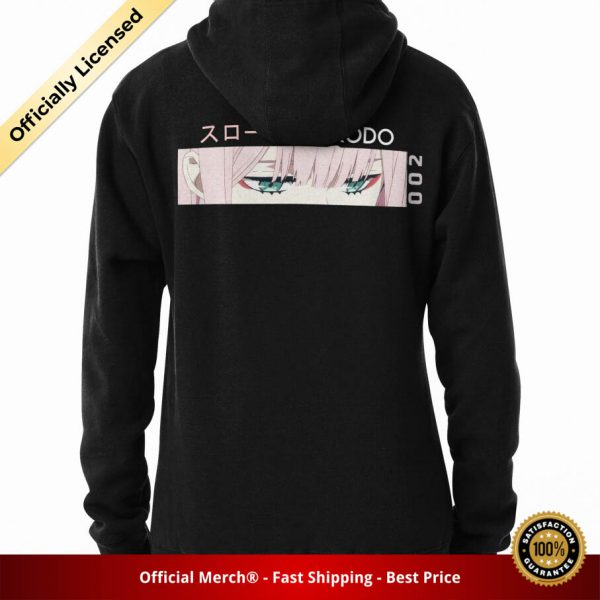 ssrcomhoodiewomens10101001c5ca27c6backsquare productx1000 bgffffff.1 26 - DARLING in the FRANXX Merch
