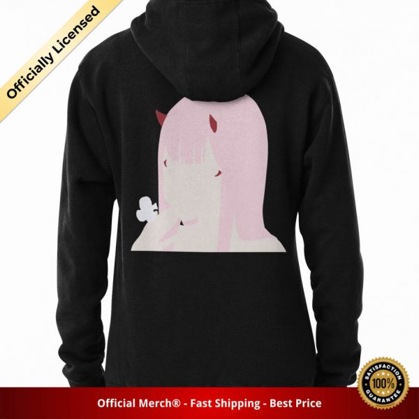ssrcomhoodiewomens10101001c5ca27c6backsquare productx1000 bgffffff.1 32 - DARLING in the FRANXX Merch