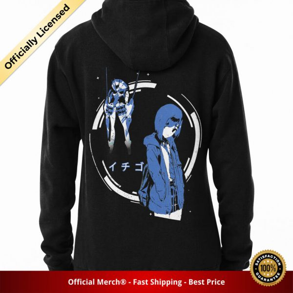 ssrcomhoodiewomens10101001c5ca27c6backsquare productx1000 bgffffff.1 34 - DARLING in the FRANXX Merch