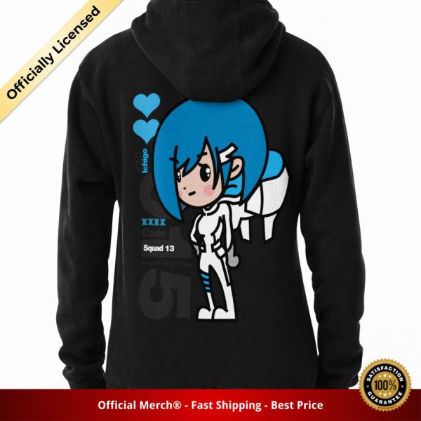 ssrcomhoodiewomens10101001c5ca27c6backsquare productx1000 bgffffff.1 35 - DARLING in the FRANXX Merch