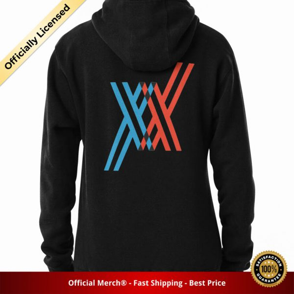 ssrcomhoodiewomens10101001c5ca27c6backsquare productx1000 bgffffff.1 44 - DARLING in the FRANXX Merch