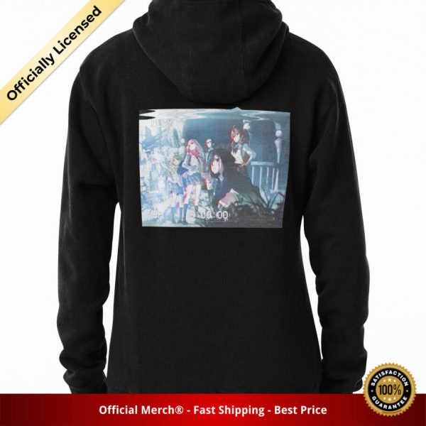 ssrcomhoodiewomens10101001c5ca27c6backsquare productx1000 bgffffff.1 75 - DARLING in the FRANXX Merch