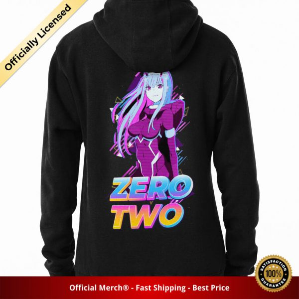 ssrcomhoodiewomens10101001c5ca27c6backsquare productx1000 bgffffff.1 87 - DARLING in the FRANXX Merch