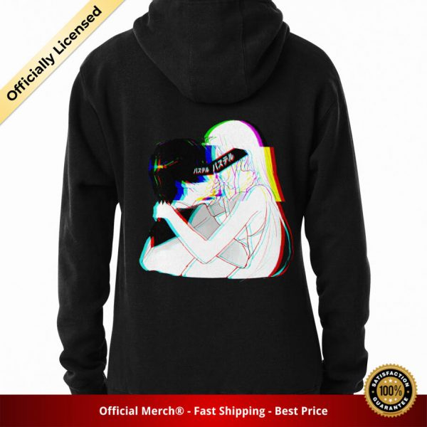 ssrcomhoodiewomens10101001c5ca27c6backsquare productx1000 bgffffff.1 97 - DARLING in the FRANXX Merch