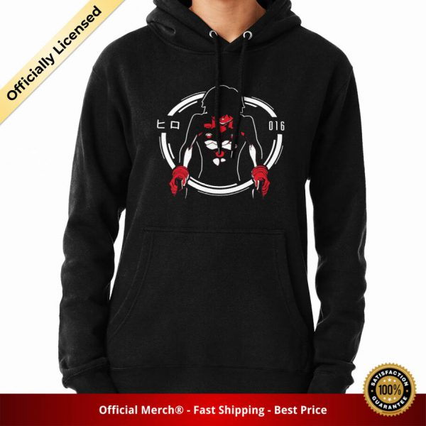 ssrcomhoodiewomens10101001c5ca27c6frontsquare productx1000 bgffffff.1 101 - DARLING in the FRANXX Merch