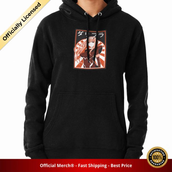 ssrcomhoodiewomens10101001c5ca27c6frontsquare productx1000 bgffffff.1 103 - DARLING in the FRANXX Merch
