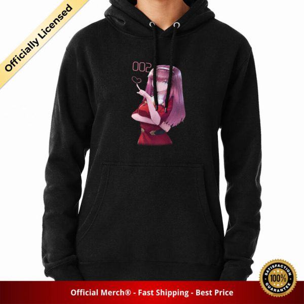 ssrcomhoodiewomens10101001c5ca27c6frontsquare productx1000 bgffffff.1 111 - DARLING in the FRANXX Merch