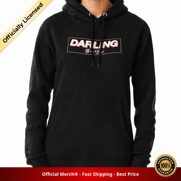 ssrcomhoodiewomens10101001c5ca27c6frontsquare productx1000 bgffffff.1 112 - DARLING in the FRANXX Merch