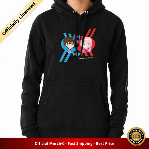 ssrcomhoodiewomens10101001c5ca27c6frontsquare productx1000 bgffffff.1 15 - DARLING in the FRANXX Merch
