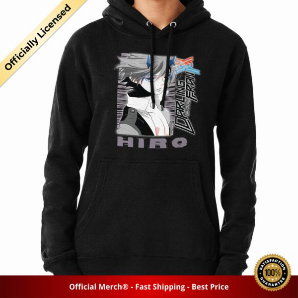 ssrcomhoodiewomens10101001c5ca27c6frontsquare productx1000 bgffffff.1 16 - DARLING in the FRANXX Merch