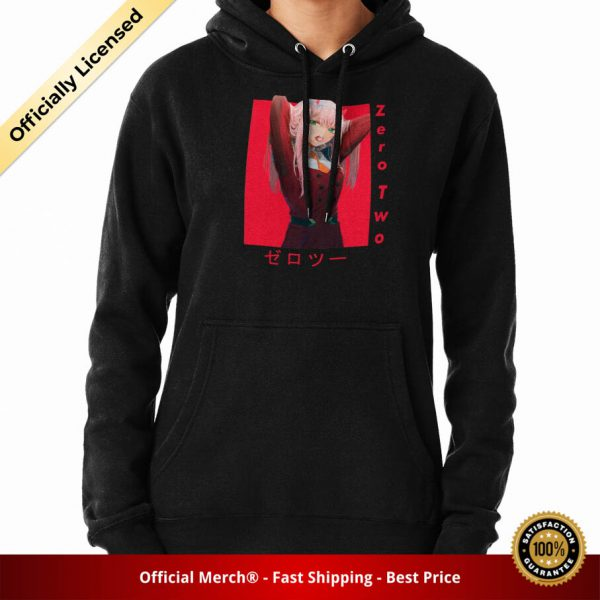 ssrcomhoodiewomens10101001c5ca27c6frontsquare productx1000 bgffffff.1 19 - DARLING in the FRANXX Merch