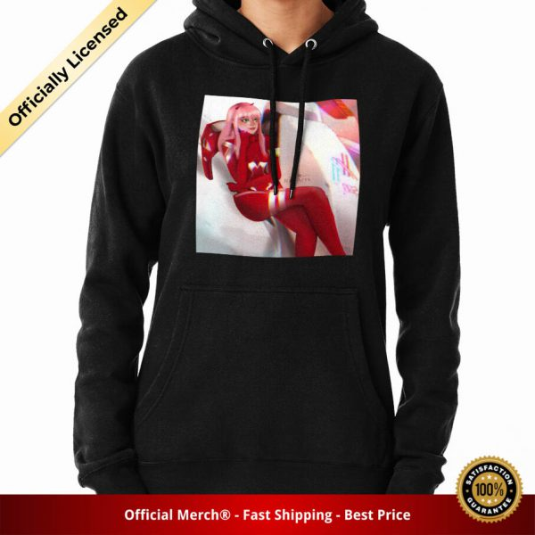 ssrcomhoodiewomens10101001c5ca27c6frontsquare productx1000 bgffffff.1 22 - DARLING in the FRANXX Merch