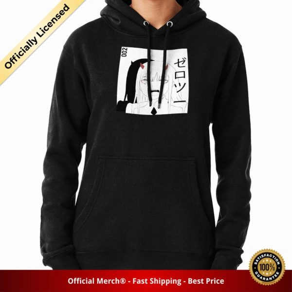 ssrcomhoodiewomens10101001c5ca27c6frontsquare productx1000 bgffffff.1 27 - DARLING in the FRANXX Merch