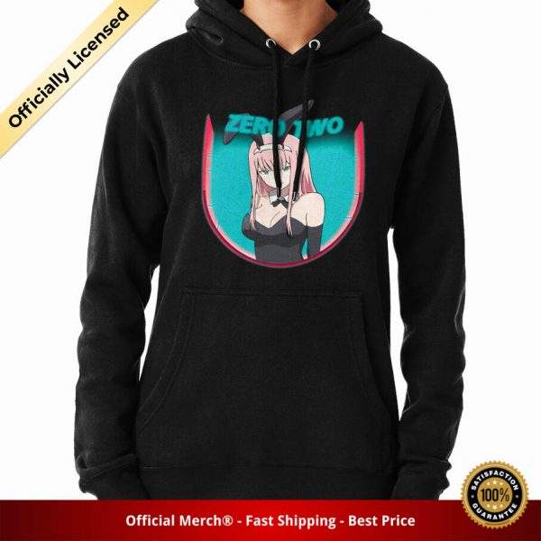 ssrcomhoodiewomens10101001c5ca27c6frontsquare productx1000 bgffffff.1 3 - DARLING in the FRANXX Merch