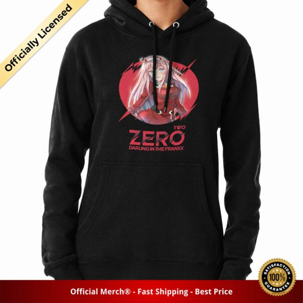 ssrcomhoodiewomens10101001c5ca27c6frontsquare productx1000 bgffffff.1 30 - DARLING in the FRANXX Merch