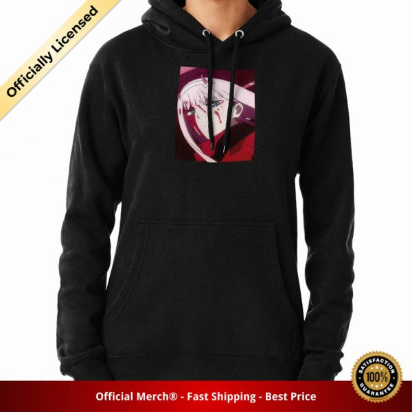 ssrcomhoodiewomens10101001c5ca27c6frontsquare productx1000 bgffffff.1 31 - DARLING in the FRANXX Merch