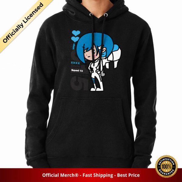 ssrcomhoodiewomens10101001c5ca27c6frontsquare productx1000 bgffffff.1 35 - DARLING in the FRANXX Merch