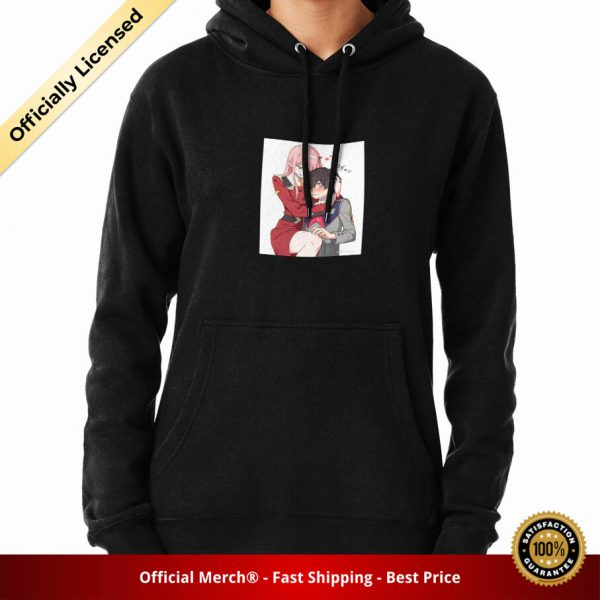 ssrcomhoodiewomens10101001c5ca27c6frontsquare productx1000 bgffffff.1 36 - DARLING in the FRANXX Merch