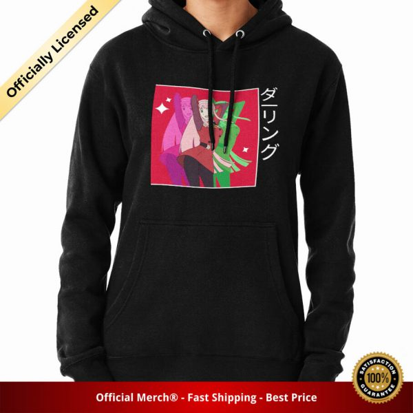 ssrcomhoodiewomens10101001c5ca27c6frontsquare productx1000 bgffffff.1 37 - DARLING in the FRANXX Merch