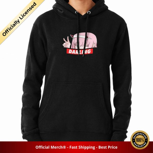 ssrcomhoodiewomens10101001c5ca27c6frontsquare productx1000 bgffffff.1 38 - DARLING in the FRANXX Merch