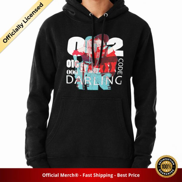 ssrcomhoodiewomens10101001c5ca27c6frontsquare productx1000 bgffffff.1 39 - DARLING in the FRANXX Merch