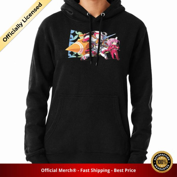 ssrcomhoodiewomens10101001c5ca27c6frontsquare productx1000 bgffffff.1 40 - DARLING in the FRANXX Merch