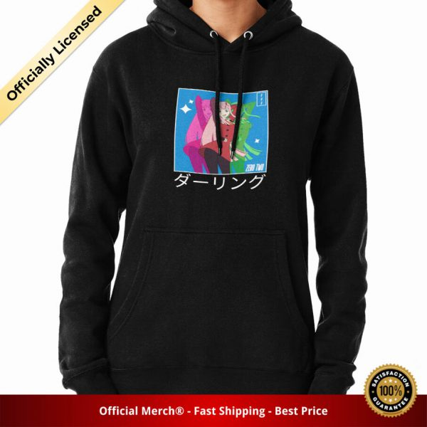 ssrcomhoodiewomens10101001c5ca27c6frontsquare productx1000 bgffffff.1 41 - DARLING in the FRANXX Merch