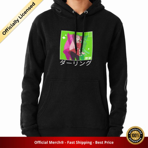 ssrcomhoodiewomens10101001c5ca27c6frontsquare productx1000 bgffffff.1 42 - DARLING in the FRANXX Merch