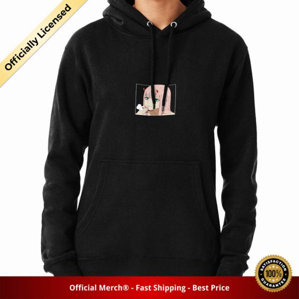 ssrcomhoodiewomens10101001c5ca27c6frontsquare productx1000 bgffffff.1 43 - DARLING in the FRANXX Merch