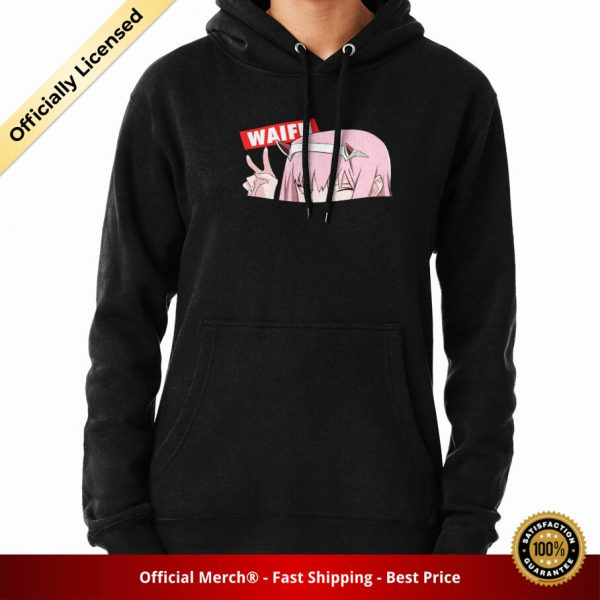 ssrcomhoodiewomens10101001c5ca27c6frontsquare productx1000 bgffffff.1 47 - DARLING in the FRANXX Merch