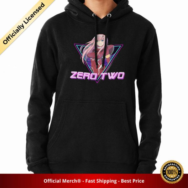 ssrcomhoodiewomens10101001c5ca27c6frontsquare productx1000 bgffffff.1 5 - DARLING in the FRANXX Merch
