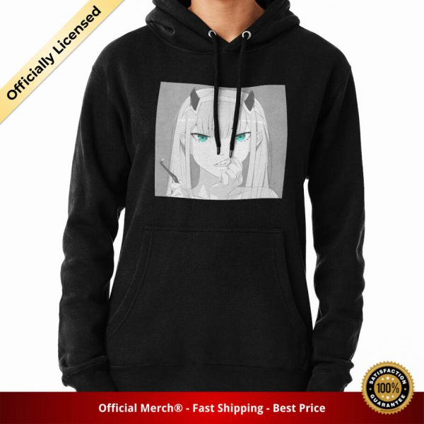 ssrcomhoodiewomens10101001c5ca27c6frontsquare productx1000 bgffffff.1 53 - DARLING in the FRANXX Merch