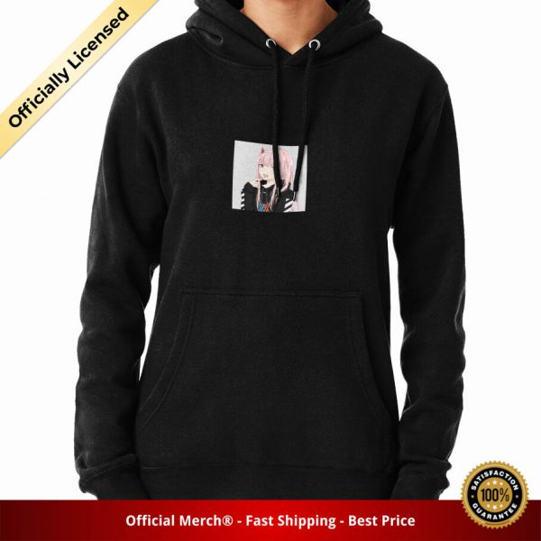 ssrcomhoodiewomens10101001c5ca27c6frontsquare productx1000 bgffffff.1 56 - DARLING in the FRANXX Merch