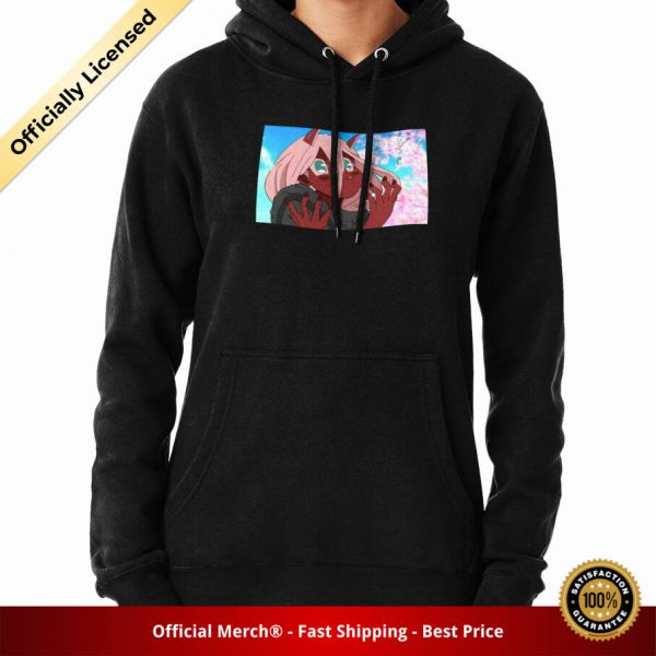 ssrcomhoodiewomens10101001c5ca27c6frontsquare productx1000 bgffffff.1 58 - DARLING in the FRANXX Merch