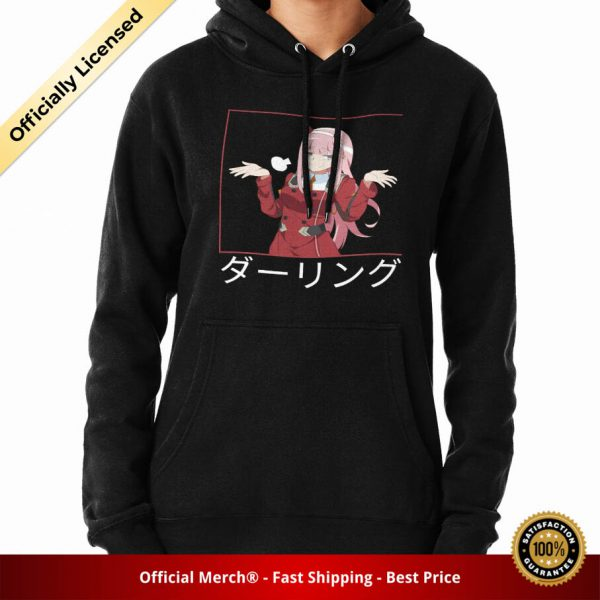 ssrcomhoodiewomens10101001c5ca27c6frontsquare productx1000 bgffffff.1 60 - DARLING in the FRANXX Merch