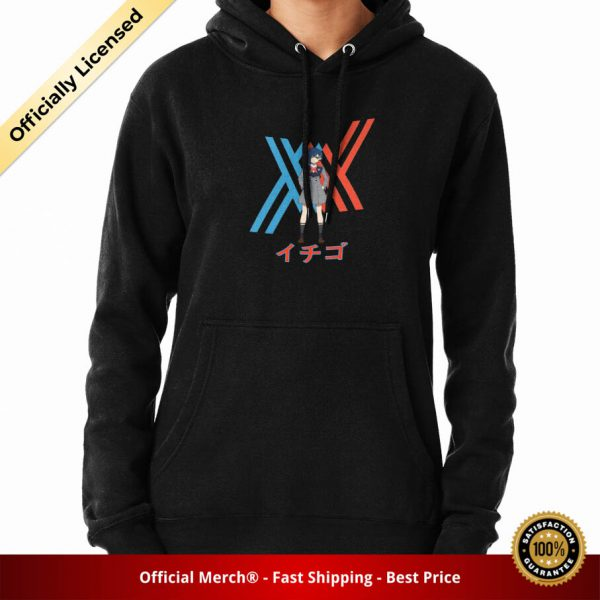 ssrcomhoodiewomens10101001c5ca27c6frontsquare productx1000 bgffffff.1 66 - DARLING in the FRANXX Merch