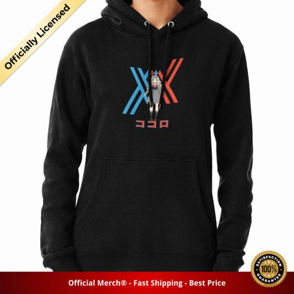 ssrcomhoodiewomens10101001c5ca27c6frontsquare productx1000 bgffffff.1 67 - DARLING in the FRANXX Merch